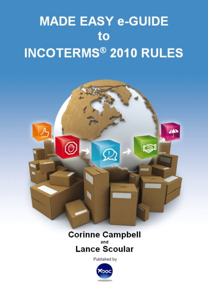 MADE EASY e-GUIDE to INCOTERMSR 2010 RULES Cover